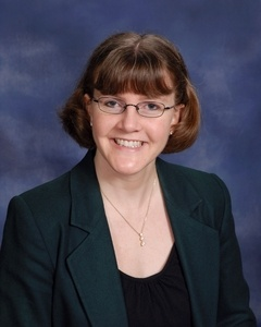 Julie Assel, director of Handbells and Youth Instrumental Music